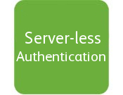 Server-less Authentication